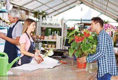 Einzelhandel_Gartencenter - Einzelhandelskaufmann/frau – Gartencenter