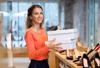 Einzelhandel_Schuhe Lehrberuf