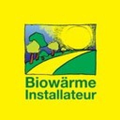 Biowärme Installateur