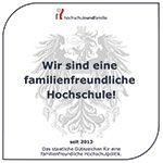 guetezeichen_familienfreundlicher-arbeitgeber Universität Innsbruck