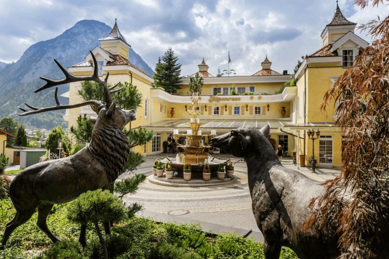 Wellness-Residenz Alpenrose