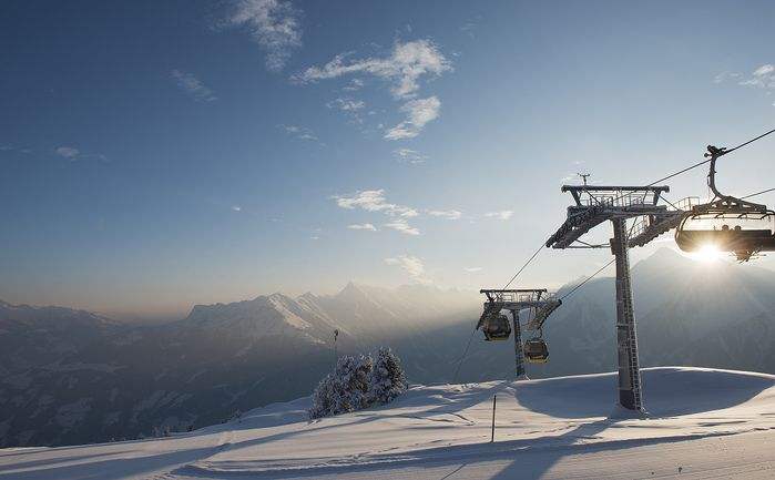 Mayrhofner Bergbahnen